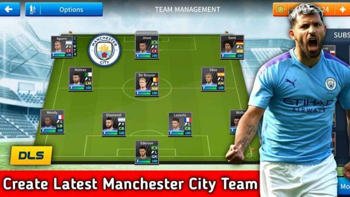 Manchester City Team Profile dat